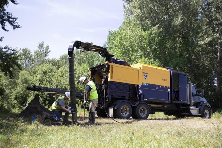 XR2 Vacuum Excavators