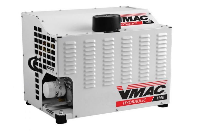 VMAC - 40 CFM Hydraulic Driven Air Compressor Compressors