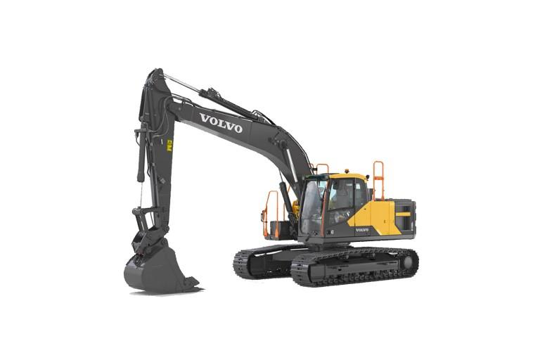 EC200E Excavators