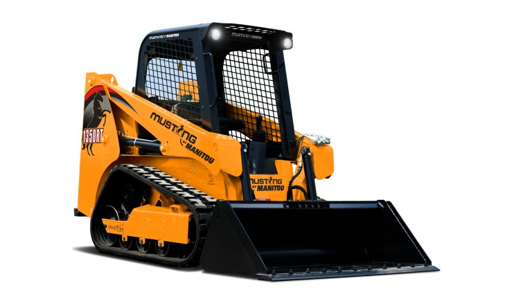 1350RT Compact Track Loaders