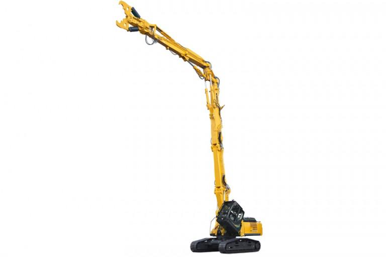 SK400DLC-10 Building Demo Excavators