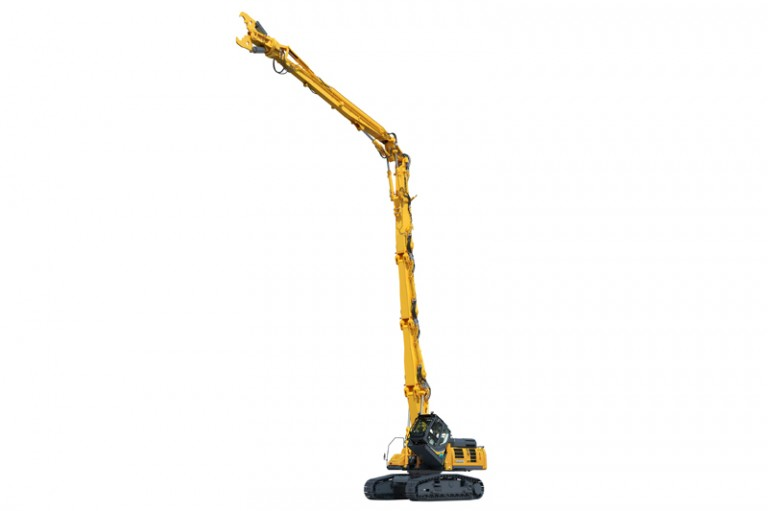 SK550DLC-10 Building Demo Excavators