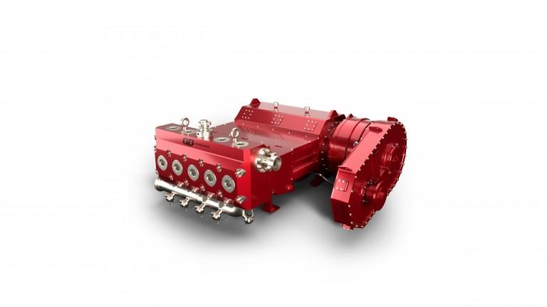 Thunder 5,000 HP Pumps