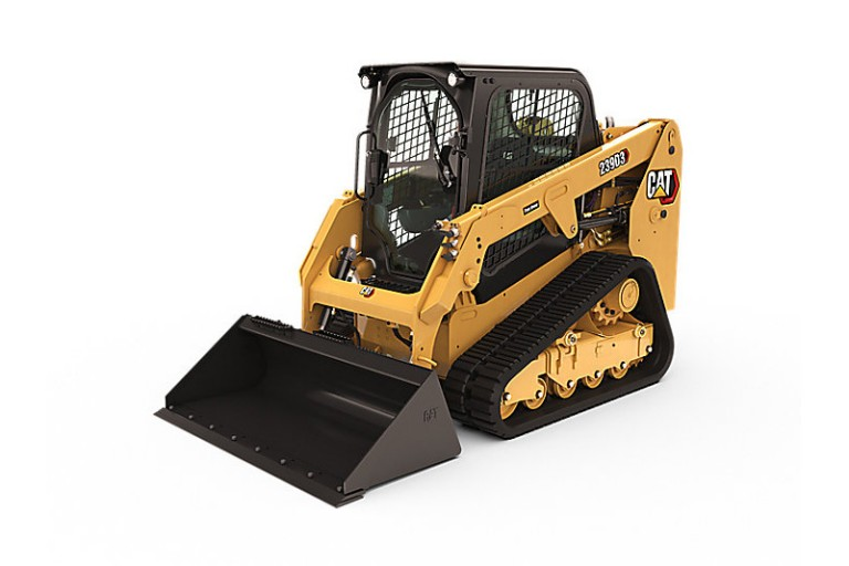 239D3 Compact Track Loaders