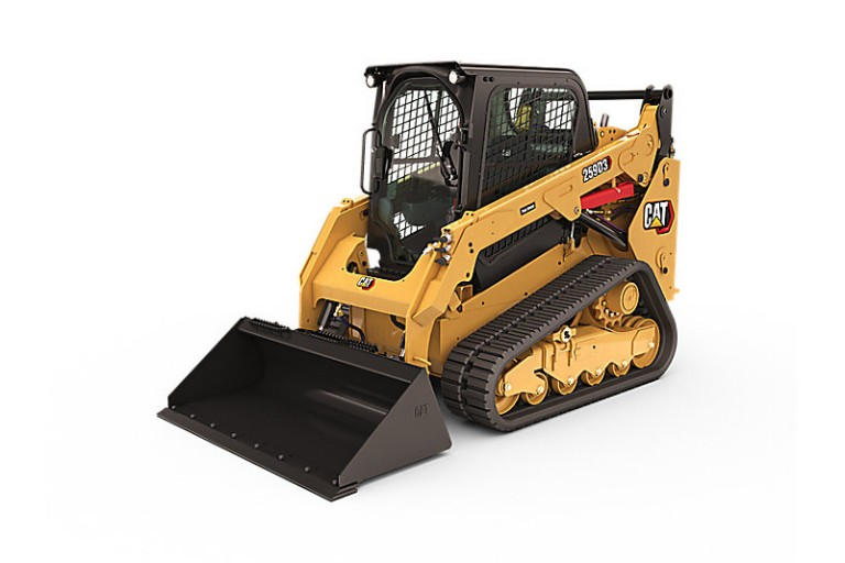 259D3 Compact Track Loaders