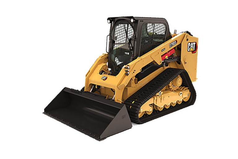 279D3 Compact Track Loaders
