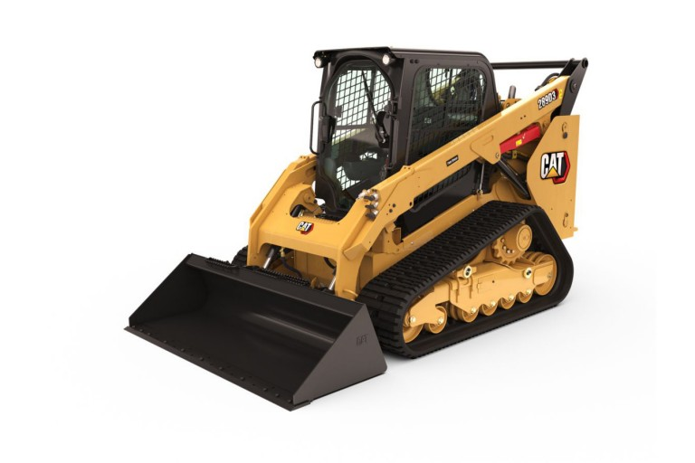 289D3 Compact Track Loaders