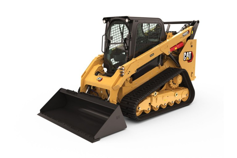299D3 Compact Track Loaders