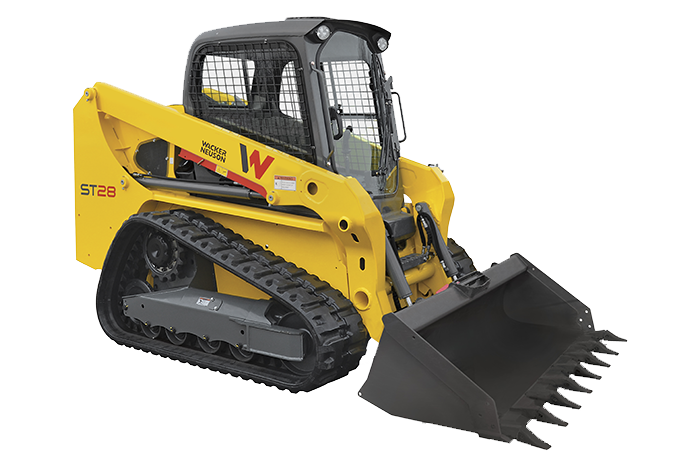 ST28 Compact Track Loaders