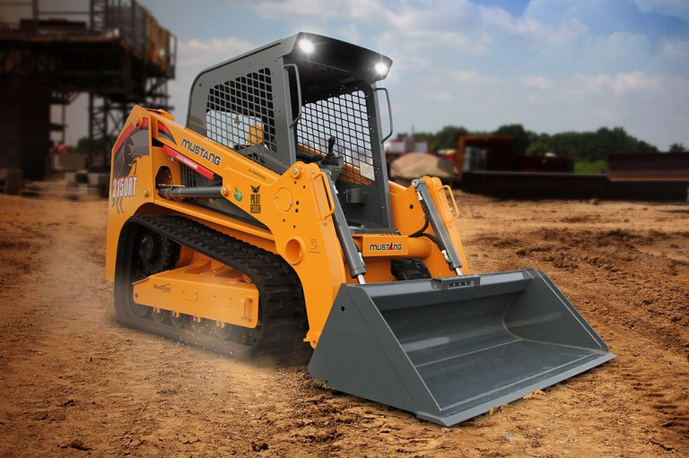 2150RT Compact Track Loaders