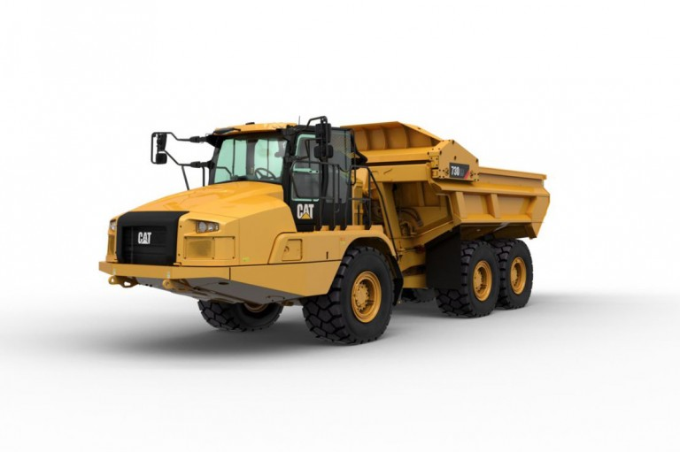 730 EJ Articulated Dump Trucks