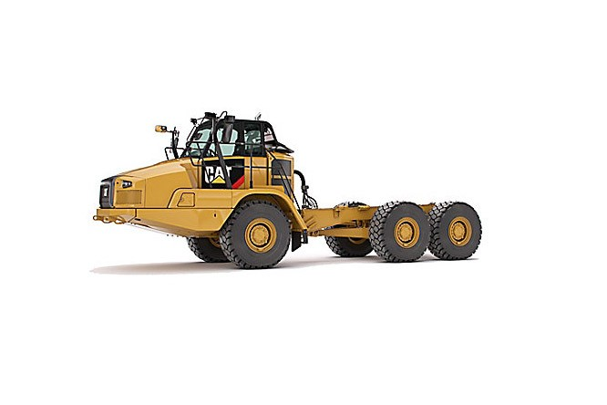 725C2 Bare Chassis Articulated Dump Trucks
