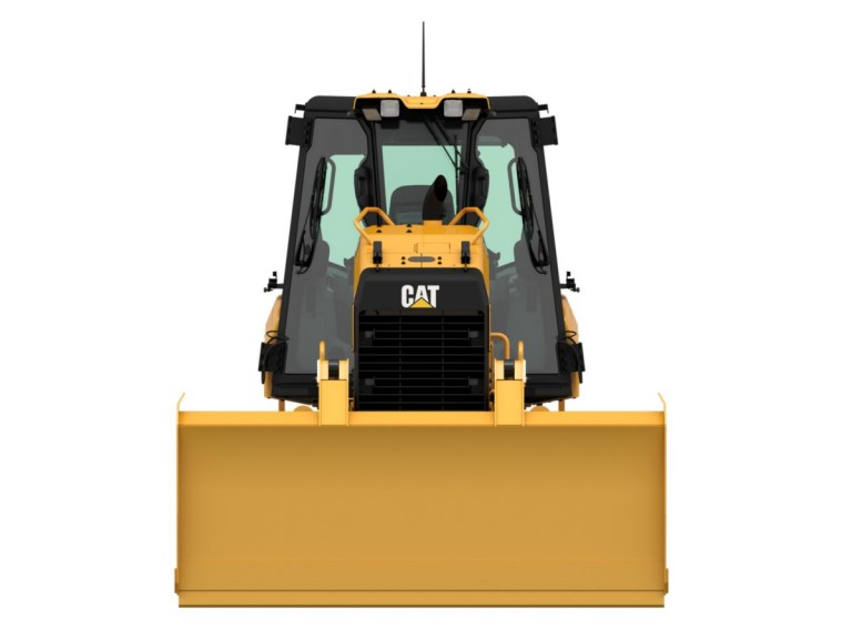 D3K2 Shiphold / Port Handling Crawler Dozers