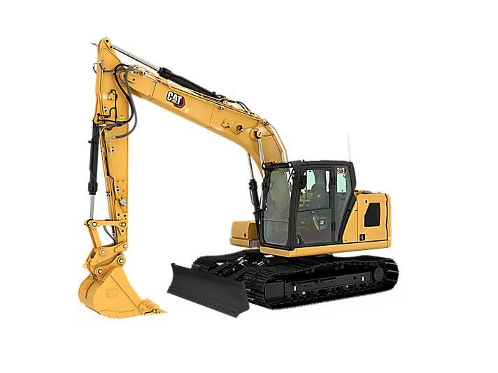 313 Excavators