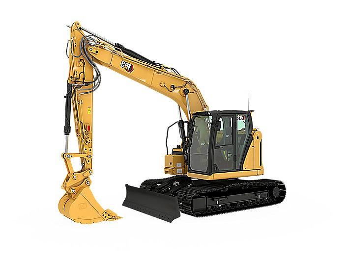 315 Excavators