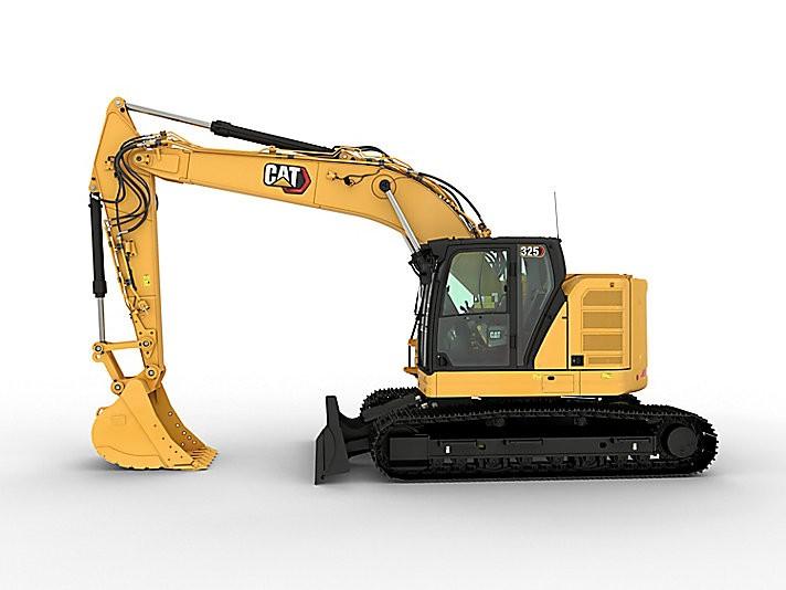 325 Excavators