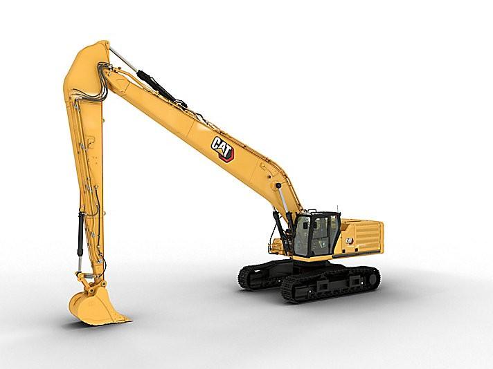 340 Long Reach Excavators