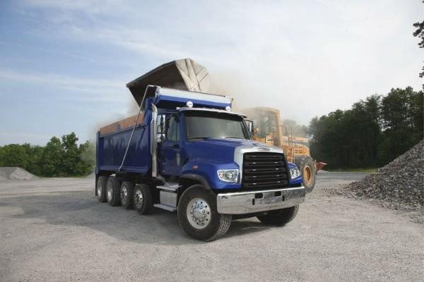 Freightliner Trucks 114SD Dump Truck