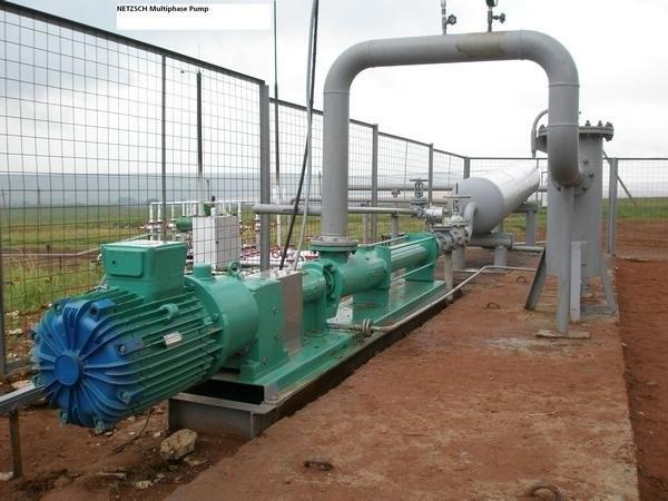 NETZSCH Multiphase Pump