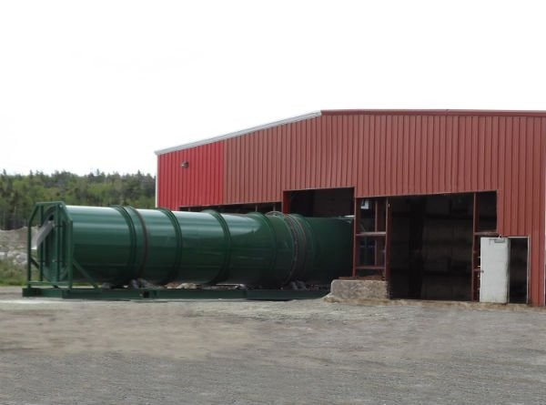 De-Watering Technology – NL New EnviroDrum will compost collected septic and green waste, saving on hauling and disposal costs