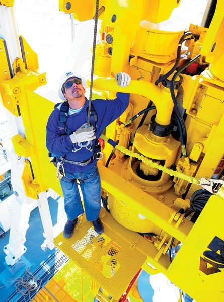 Safety at heights: fall protection 101 for oil and gas rig workers