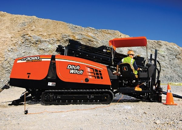 Ditch Witch Orange Armor Program Reduces Downtime, Increases Equipment Value