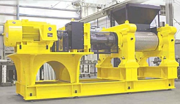 CM Rolls Out Dual Drive Cracker Mill System