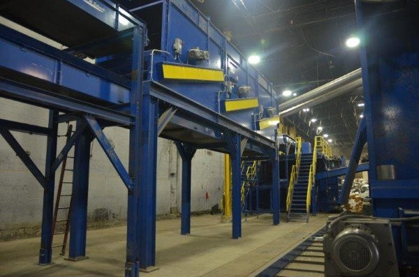 Action Environmental Group launches state-of-the-art Optical Sorter Recycling Center