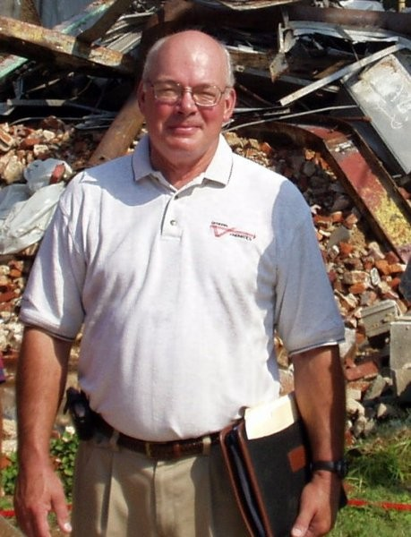 Bill 'gup' Guptail, now retired -- a pioneer in the recycling industry