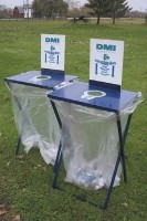 Special event bins
