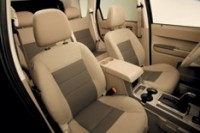 Ford redesigned 2008 models feature recycled seating