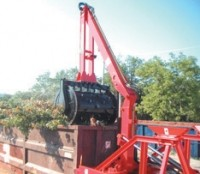 Compactor provides high levels of volume reduction in open-top containers