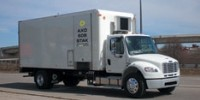 Shred truck handles up to 6,000 pounds per hour
