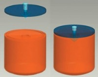 Oil stopper converts used oil filters into recycling containers