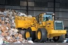 Waste and recycling wheel loader package