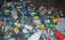 Polyester made from 100 percent PET bottles
