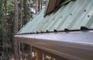 Rainwater recycling rain gutter guard