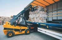 Tough WasteMaster forklifts
