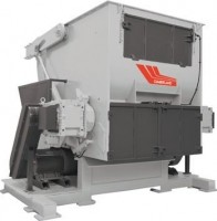 CXS Series single shaft shredder introduced