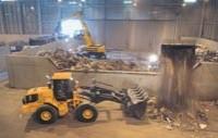 WasteMaster wheel loaders
