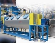 PET and HDPE washing plants