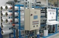 RO membrane systems for wide range of flows