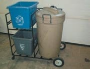 Portable recycling
