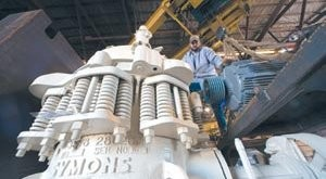 Remanufacturer offers second life for crushing, screening, washing equipment