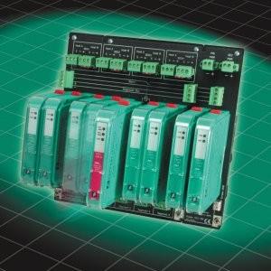 Stationary diagnostic module