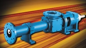Progressing cavity pump for sludge and other applications