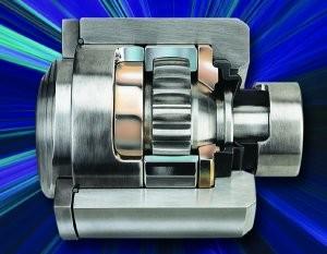 Gear joint allows for maximum pump performance