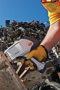 S1 TITAN handheld XRF analyzers