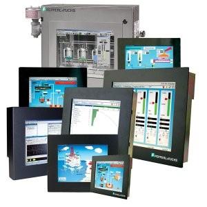 Monitors certified for hazardous environments