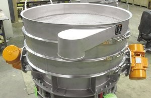 Low profile, high capacity classifier
